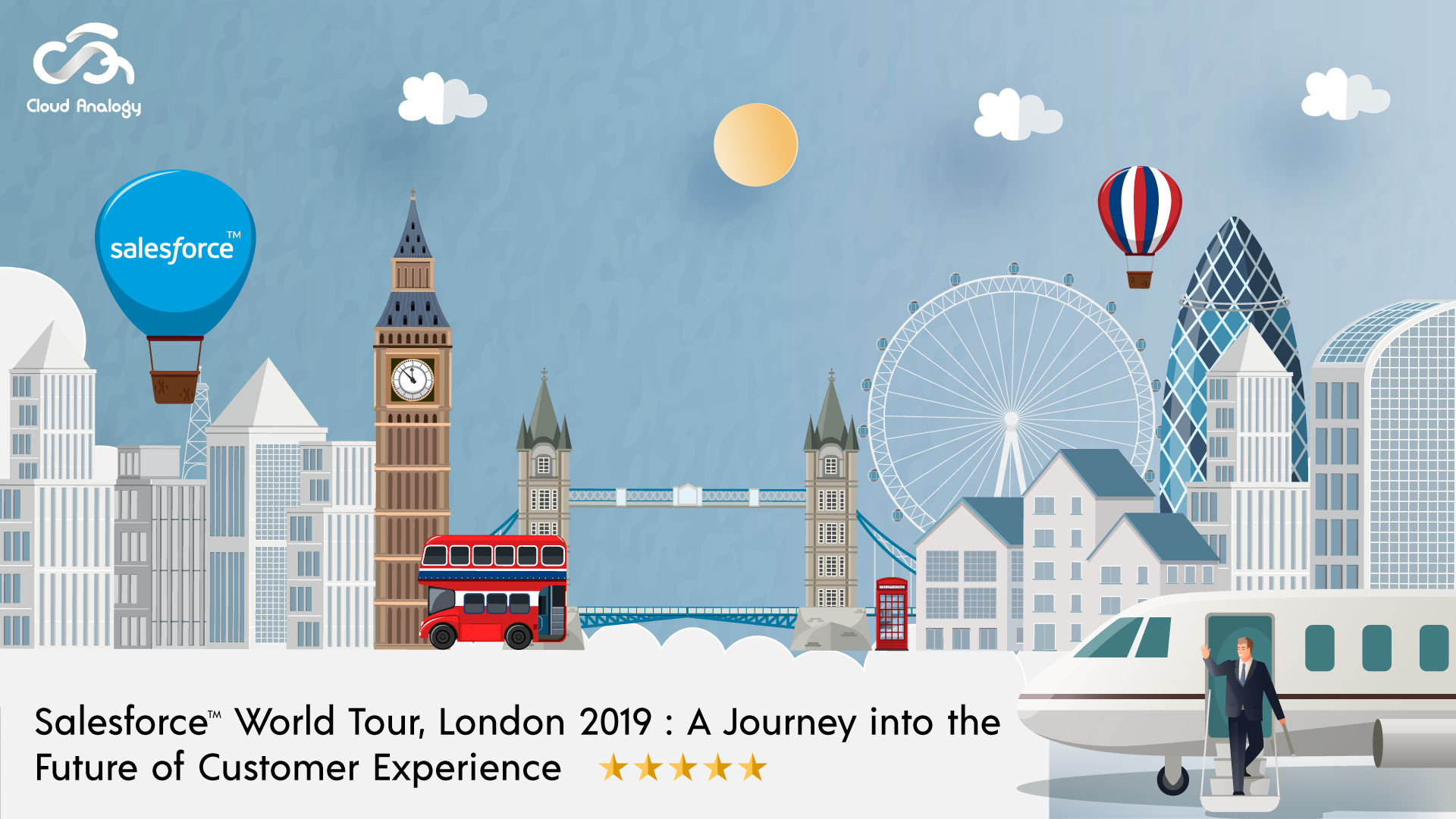 Salesforce World Tour London: A Journey into the Future of Customer Experience