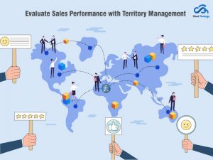 Evaluate Sales Performance with Territory Management