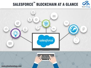 Salesforce Blockchain At A Glance