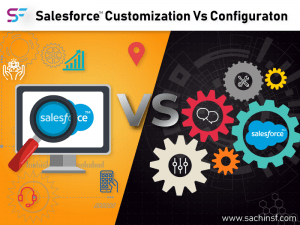 Salesforce Customization Vs Configuration